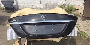 Крышка багажника, Mercedes-Benz C-klasse IV (W205 - Фото #2