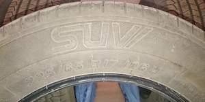 Летние шины б/у 225/65R17 Kormoran Summer SUV 4шт - Фото #4
