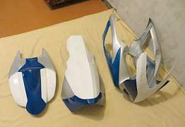 Комплект спорт пластика suzuki gsx-r 600 750 - Фото #1