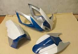 Комплект спорт пластика suzuki gsx-r 600 750 - Фото #2