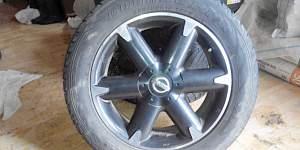 Колеса на Nissan X - trail - Фото #1