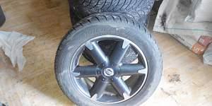 Колеса на Nissan X - trail - Фото #2