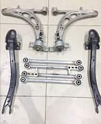 Комплект алюминиевых рычагов Subaru Forester Sg - Фото #1