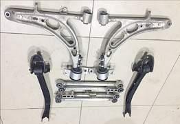 Комплект алюминиевых рычагов Subaru Forester Sg - Фото #2