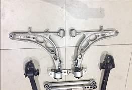 Комплект алюминиевых рычагов Subaru Forester Sg - Фото #3