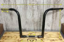 Руль Ape Hanger Handlebars - Фото #4