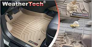 Коврики салона Weathertech для Ford Kuga 2 Escape - Фото #5