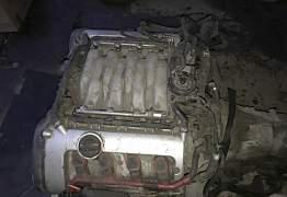 Audi A8 D3 Двигатель Объем 3.7 - Фото #1