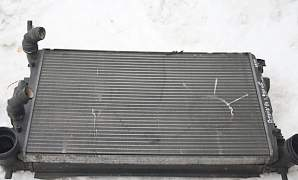 Кассета радиатор skoda octavia a5 1z 1.9 tdi АКПП - Фото #1