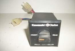 Радио контроллер Clarion для Kawasaki Voyager Б/У - Фото #1