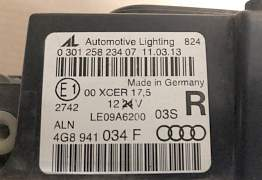Фары Audi RS7 - Фото #5