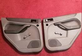 Дверные обшивки ford focus 2 - Фото #1