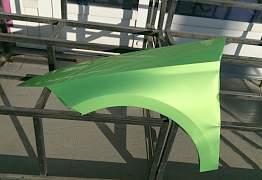 Крыло переднее левое Seat Leon 2012г. в. + - Фото #1