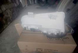 Новые противотуманки поворотники на Foton Auman - Фото #3