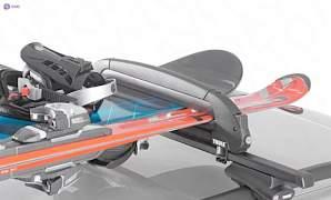 Багажник для 4-х пар лыж Thule SnowPro 746. Новый - Фото #1