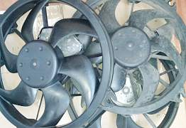 Вентилятор охлаждения Ситроен Пежо - Фото #2