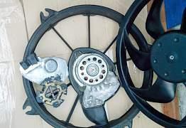 Вентилятор охлаждения Ситроен Пежо - Фото #3