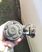 Стартер б/у Kia Ceed ED 1.6 бензин 361002B200 - Фото #2