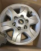 Штатный диск Chevrolet TrailBlazer -16 - Фото #1
