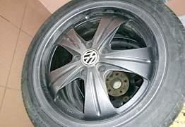 Колеса для VW tuareg - Фото #4