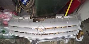 Решётка Cadillac STS 2005 год - Фото #1