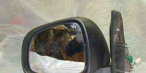 Зеркало левое электрическое Suzuki Grand Vitara - Фото #1
