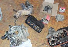 Двигатель в разбор Mitsubishi Pajero Mini 4a30 - Фото #5