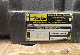 Гидрораспределитель Parker D41FH - Фото #1