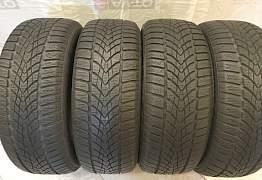 Зимние шины 225/50/17 Dunlop - Фото #1