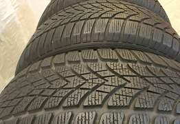 Зимние шины 225/50/17 Dunlop - Фото #2