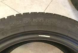 Зимние шины 225/50/17 Dunlop - Фото #3