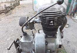 Двигатель марки BMW серии R до 1940г - Фото #1