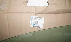 Стекло водительской двери opel zafira - Фото #3
