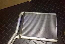 Радиатор печки на Тойоту короллу 150 - Фото #1