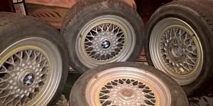 Диски BMW 5 стиль - BBS - Фото #1