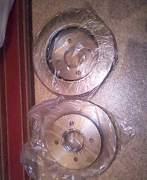 Тормозные диски и тормозные колодки для авто ford - Фото #1