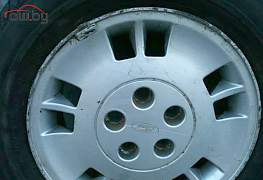 Литые диски форд - Фото #1