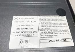 CD чейнджер Mercedes Benz A2038209089 - Фото #3