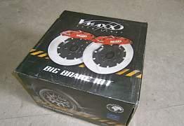 Спортивные тормоза V-maxx(Голландия) 4-порш VAG - Фото #2