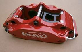 Спортивные тормоза V-maxx(Голландия) 4-порш VAG - Фото #3