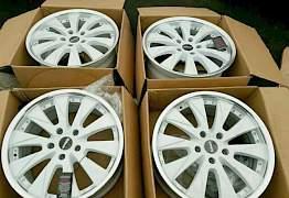 Новые литые диски 8x18 5x120 ET43 D72.6 - Фото #1
