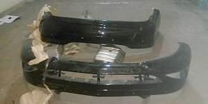 Бампер передний, задний на Мерседес S500 221дорест - Фото #1