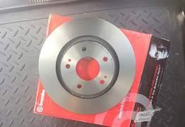 передний тормозной диск на Аутлэндер XL - Фото #1