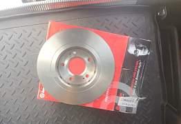 передний тормозной диск на Аутлэндер XL - Фото #2