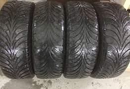 шины Goodyear на литых дисках (205/60R16) - Фото #2