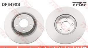 Передние тормозные диски TRW - Фото #3