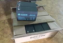 Акумуляторная батарея восток 12v9Ah - Фото #2