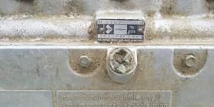 Тнвд на косилку E 302, E 303, Fortschritt IFA 6VD - Фото #2