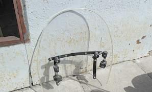 Ветровое стекло для чоппера - Фото #1