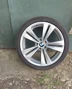 Диски BMW с шинами 4 шт - Фото #1